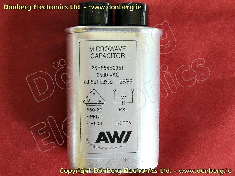 capacitor 2500v microwave capacitor terminal. Black Bedroom Furniture Sets. Home Design Ideas