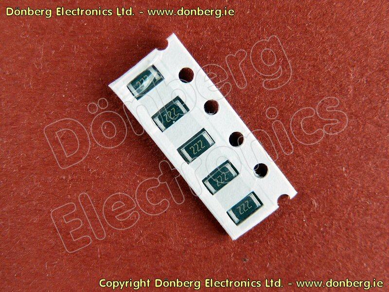 Inverters For Sale >> Resistor: 2,2k Ohms / 0.25WSMD - RESISTOR SMD