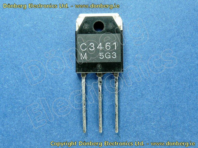 Semiconductor 2sc3460 2sc 3460 Transistor Silicon Npn