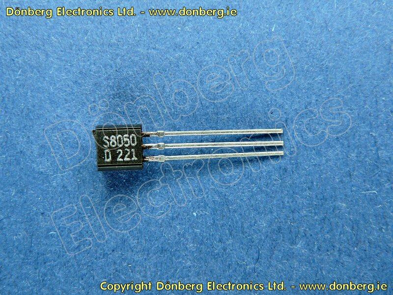 Semiconductor 2sc8050 2sc 8050 Transistor
