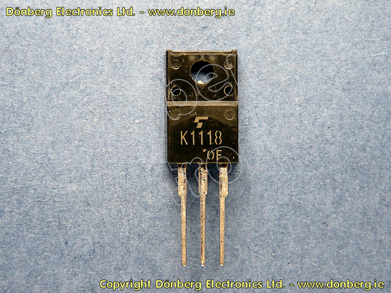Transistor 2 SK 2545