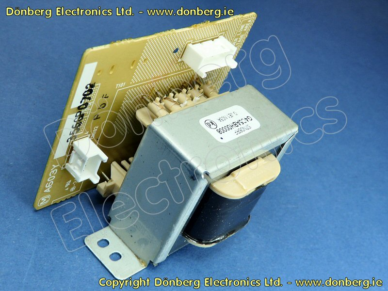 Microwave Ovens A603y3560gp L V Transformer Panasonic