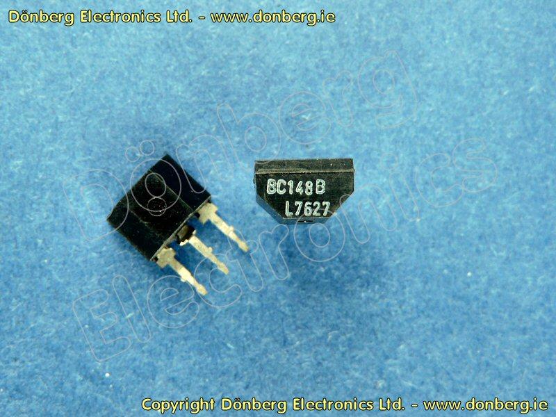 Semiconductor Bc148b Bc 148b Npn Transistor