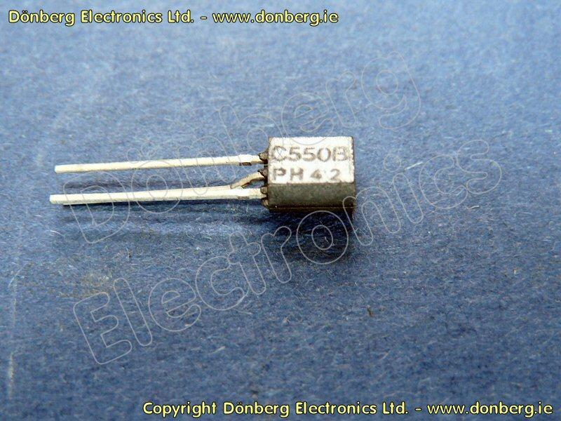 Semiconductor Bc239 Bc 239 Transistor Silicon Npn