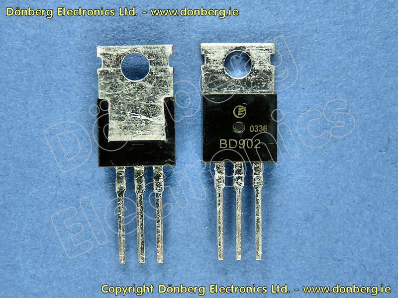 Semiconductor Bd902 Bd 902 Silicon Pnp Darlington