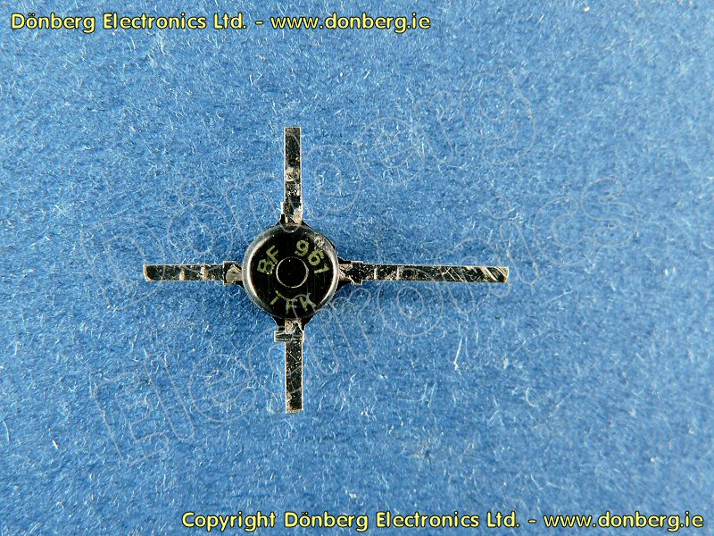 Semiconductor Bf961 Bf 961 N Channel Dual Gate Mos