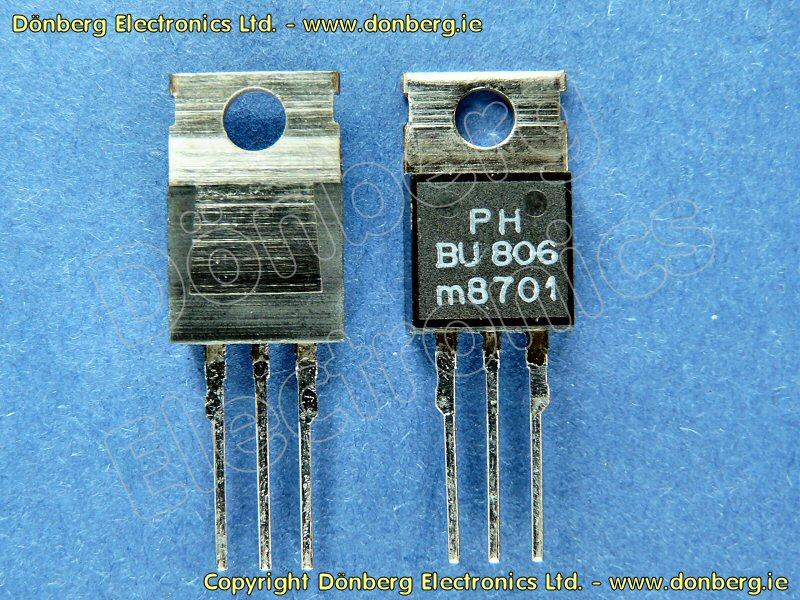Transistor bu806