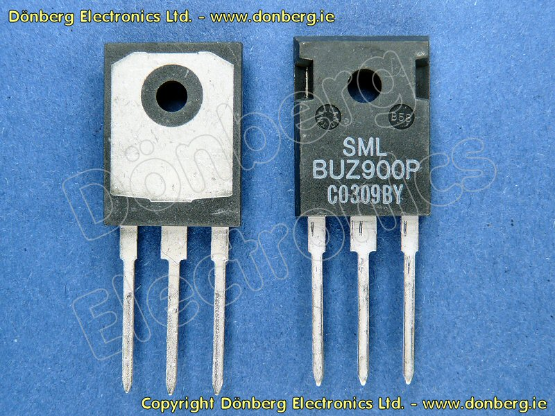 Semiconductor Buz900p Buz 900p N Channel Power Mosfet