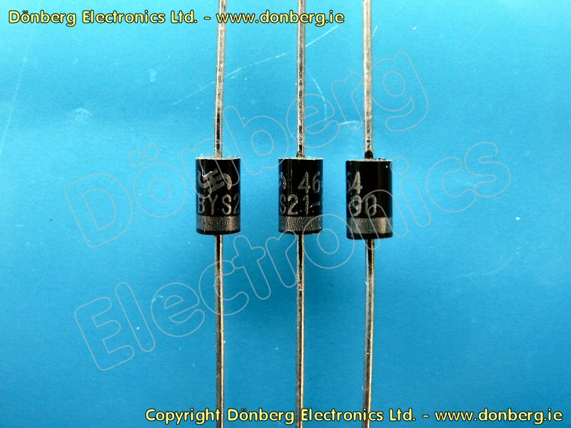 Semiconductor Bys21 45 Bys 21 45 Sb D 45v 1a Diode