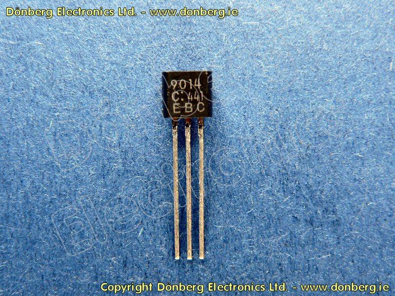 Semiconductor Cs9014 Cs 9014 Transistor To92