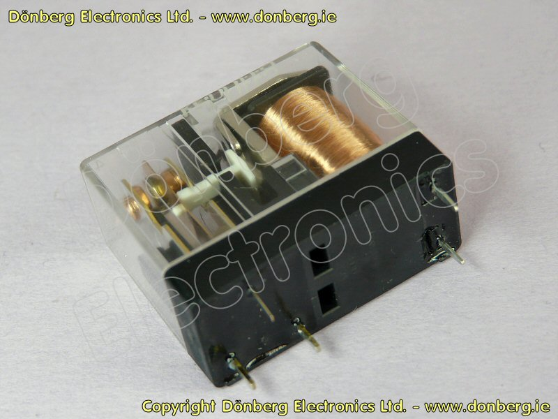 Inverters For Sale >> FBR611D024 (FBR 611D024) - FUJITSU 5-PIN RELAY...