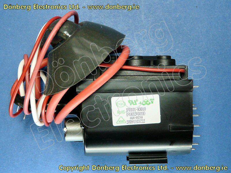 Line Output Transformer Flyback Fuh32v001b Line