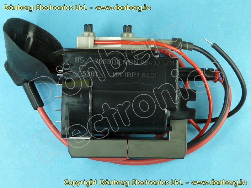 Line Output Transformer Flyback Hr6201 Hr 6201