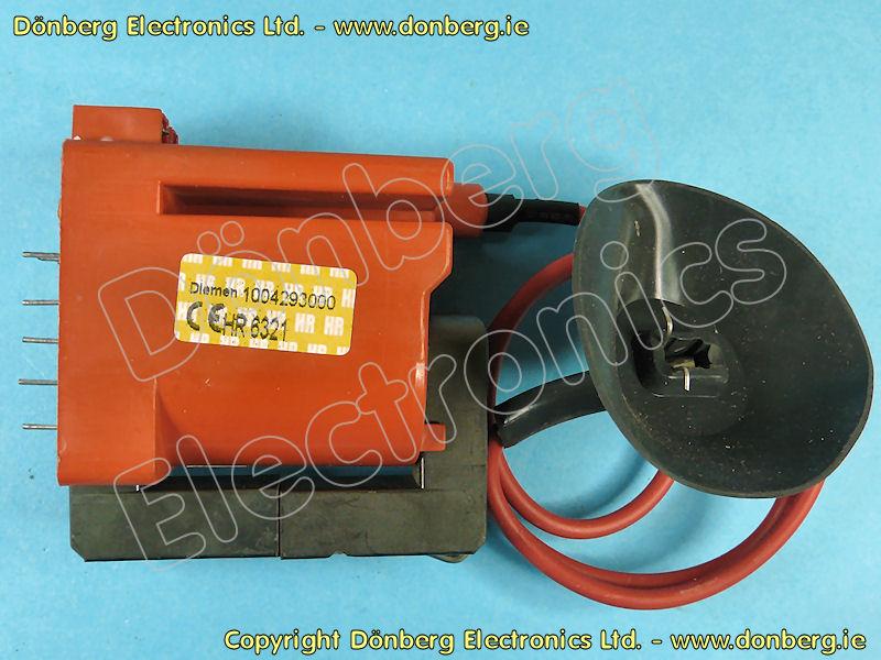 Line Output Transformer Flyback Hr6321 Hr 6321