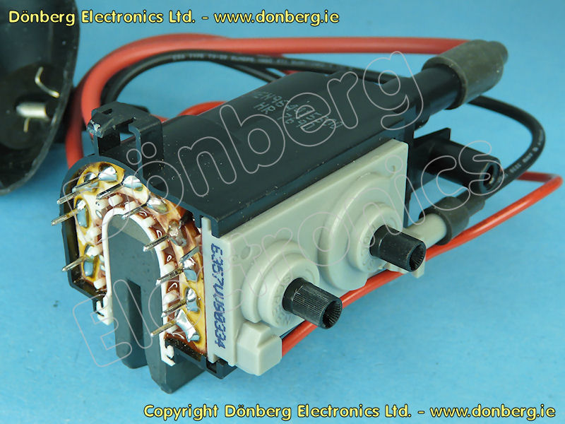 Goldstar Microwave Replacement Parts Line Output Transformer / Flyback: HR7690 (HR 7690 ...