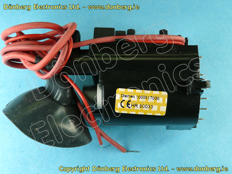 Goldstar Microwave Replacement Parts Line Output Transformer / Flyback: HR80033 (HR 80033 ...