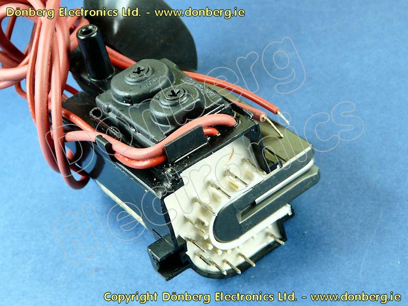 Line Output Transformer / Flyback: HR8625 (HR 8625) - 4033738