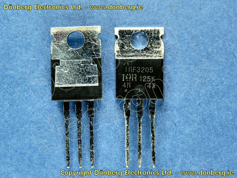 Inverters For Sale >> Semiconductor: IRF3205 (IRF 3205) - POWER MOSFET...
