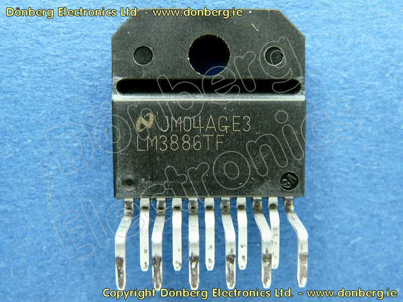 Semiconductor Lm3886tf Lm 3886tf Ic From D 246 Nberg