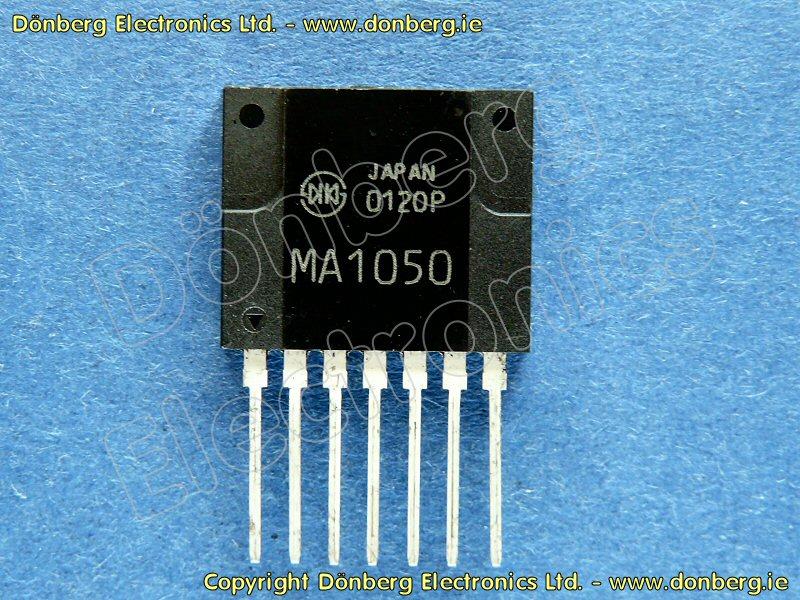 Semiconductor Ma1050 Ma 1050 Sharp Ic For Fax Machine