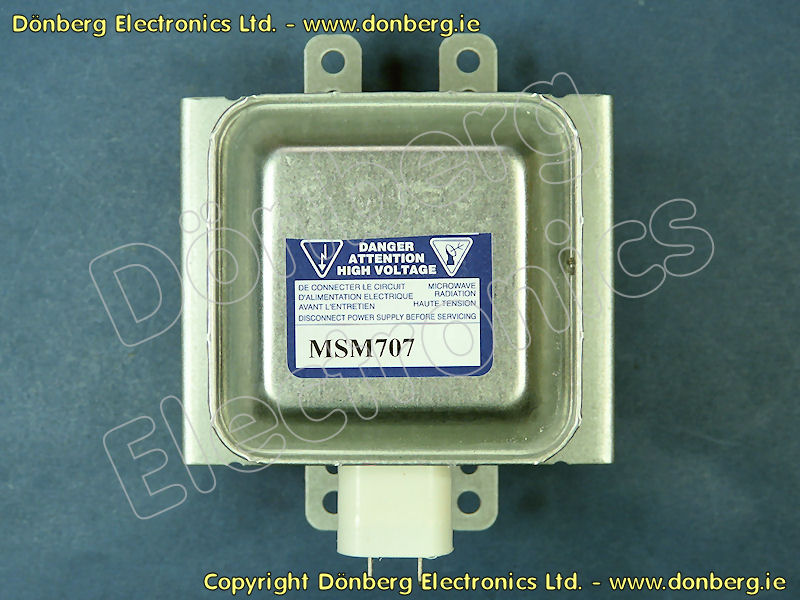 Microwave Ovens Mag 814 Magnetron 2m167b M16 Whirlpool