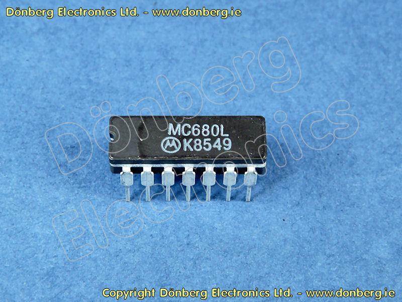 Semiconductor: MC680L (MC 680L)