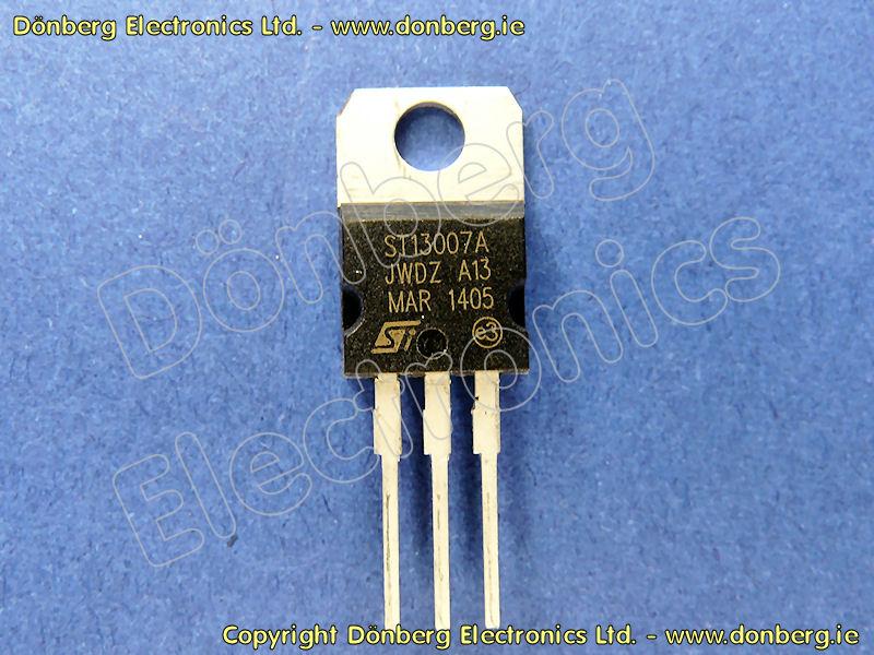 Semiconductor: MJE13007 (MJE 13007) - TRANSISTOR SILICON