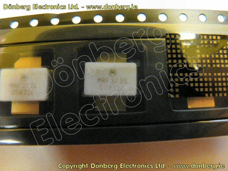 Semiconductor: MRF373S (MRF 373S) - RF POWER FIELD EFFECT TRANSISTOR