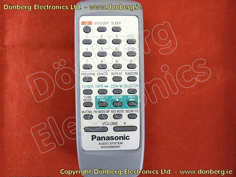 akai tv remote control manual