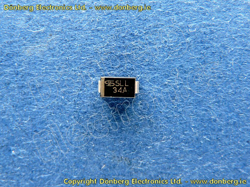 Semiconductor Sk34 Sk 34 Schottky Diode