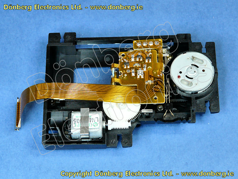 Audio Spare Vam1202j Vam 1202j Cd Laser Unit Pick Up