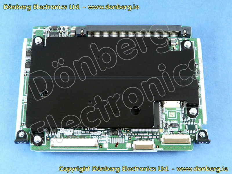 Pc Board With Components Panasonic From D 246 Nberg